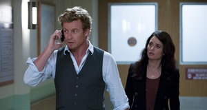 The Mentalist - Episode 6.07 - The Great Red Dragon - First Promotional تصویر