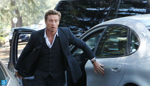The Mentalist wallpaper containing a business suit called The Mentalist - Episode 6.08 - Red John - First Promotional Photo