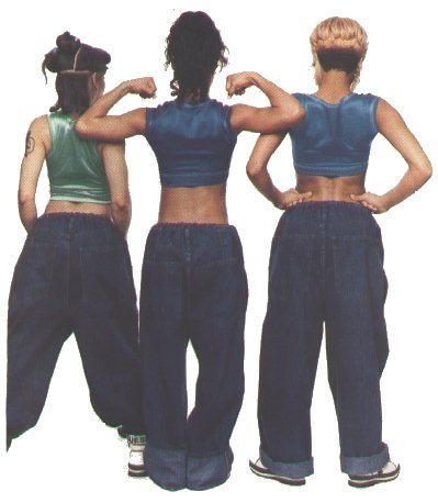 TLC (Music) wallpaper probably with a legging, a pantleg, and long trousers entitled The One & Only TLC ♥