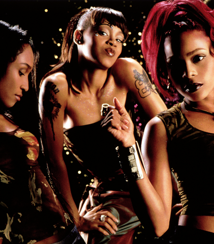 TLC (Music) wallpaper probably containing attractiveness and a portrait entitled The One & Only TLC ♥