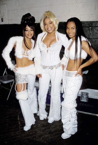 TLC (Music) wallpaper entitled The One & Only TLC ♥
