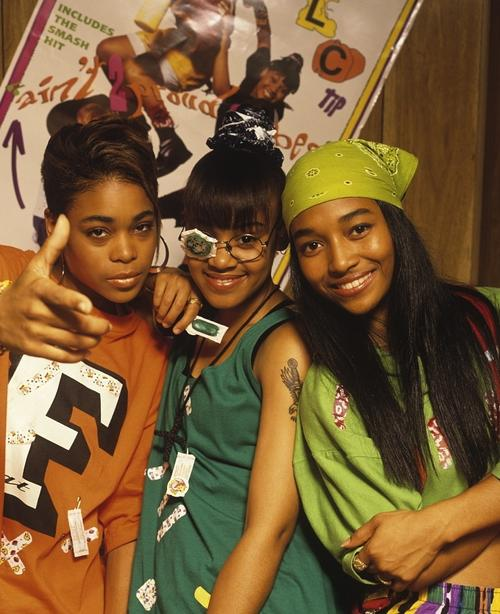 tlc tlc were one of