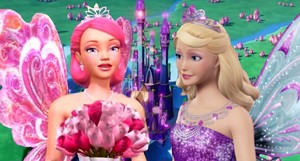 The Two Fairy Princess in BM's
