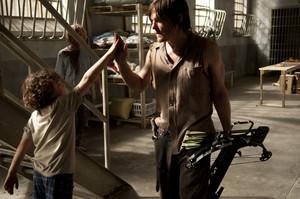 The Walking Dead - Season 4 - Behind the Scenes