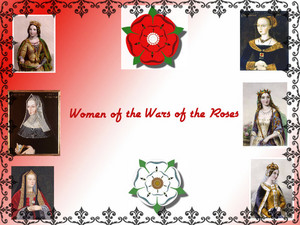 The Women of the Wars of the mga rosas