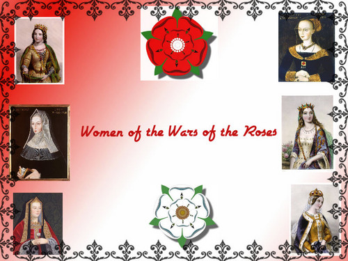 re e regine wallpaper entitled The Women of the Wars of the rose