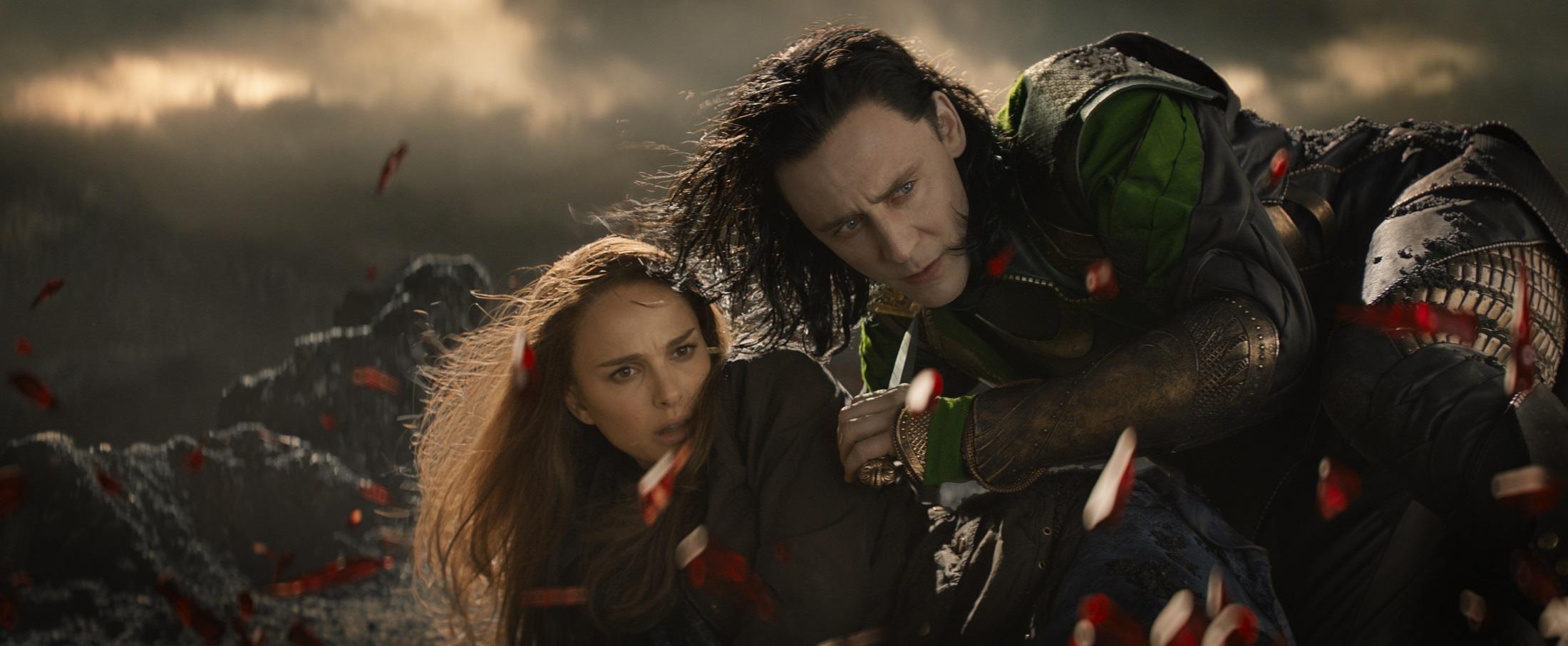 The Avengers Fans™: Thor: The Dark World: official ... |Natalie Portman Thor The Dark World