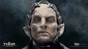 Thor: The Dark World - Malekith Poster