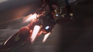 Tony Stark / Iron Man Scene