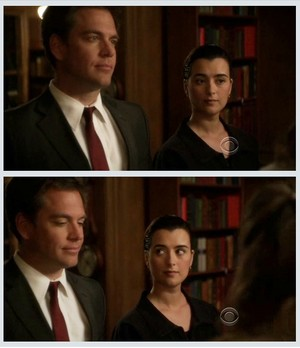 "Tony & Ziva 7x21 ""Obsession"""
