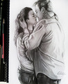 Tony and Ziva fanart - tiva fan art