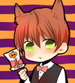 Trick or Treat! - sekai-ichi-hatsukoi fan art