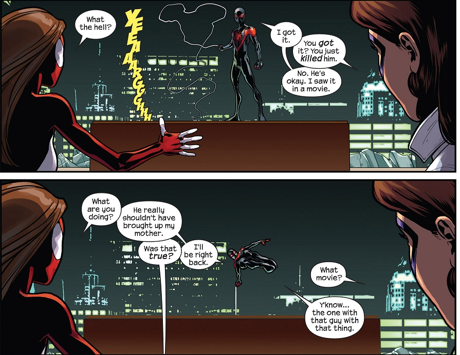 Ultimate Spider-Woman Ultimate Comics Spider-Man Vol 2  28Ultimate Spiderman And Spiderwoman