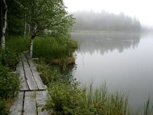 Valkeislampi (Lieksa, Finland)