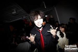 Vampire Taemin - ハロウィン 2013