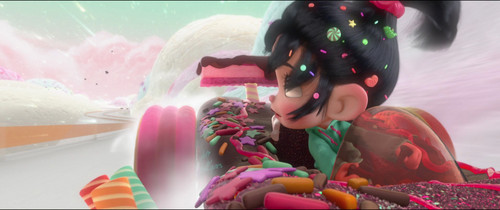 Random wallpaper called Vanellope von Schweetz