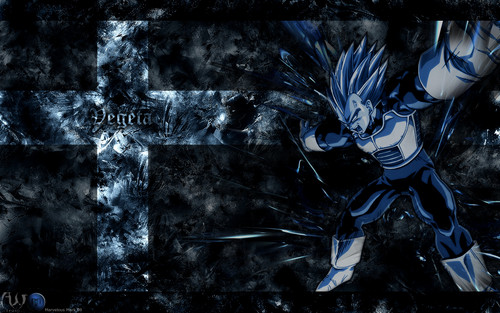 dragon ball z wallpaper titled Vegeta wallpaper