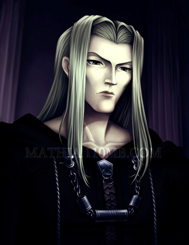 Kingdom Hearts Обои titled Vexen