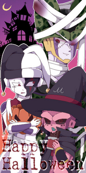 Villains' halloween