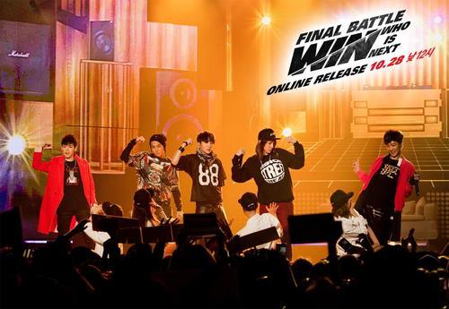 Team b Final Battle Winner Team a Final Battle