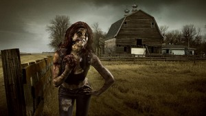 WWE Zombie:The Ring of the Living Dead - Alicia Fox