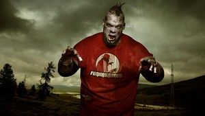 wwe Zombie:The Ring of the Living Dead - Brodus Clay
