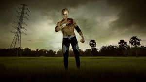 WWE Zombie:The Ring of the Living Dead - Christian