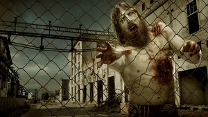 WWE Zombie:The Ring of the Living Dead - Daniel Bryan
