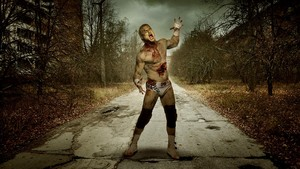 WWE Zombie:The Ring of the Living Dead - Dolph Ziggler