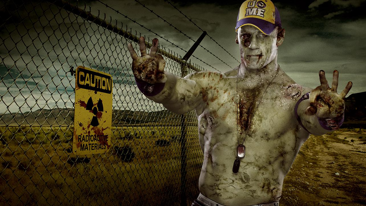 WWE Zombie:The Ring of the Living Dead - John Cena
