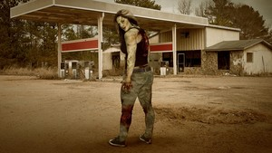 wwe Zombie:The Ring of the Living Dead - Kaitlyn
