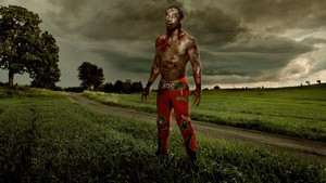 wwe Zombie:The Ring of the Living Dead - Kofi Kingston
