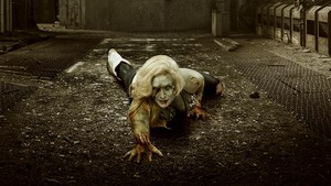 WWE Zombie:The Ring of the Living Dead - Natalya