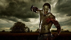 WWE Zombie:The Ring of the Living Dead - R-Truth