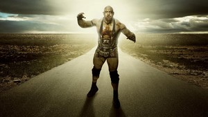 WWE Zombie:The Ring of the Living Dead - Ryback