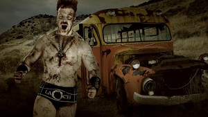 WWE Zombie:The Ring of the Living Dead - Sheamus