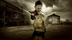 wwe Zombie:The Ring of the Living Dead - The Miz
