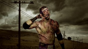 wwe Zombie:The Ring of the Living Dead - Zack Ryder