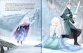 Walt Disney Book Images - Princess Anna, Queen Elsa & Prince Hans Westerguard