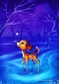 Walt Disney Fan Art - Bambi - walt-disney-characters fan art