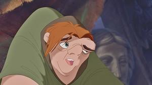 Walt 디즈니 Screencaps - Quasimodo