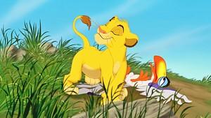 Walt Disney Screencaps - Simba & Zazu