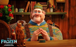 Walt disney wallpaper - Oaken