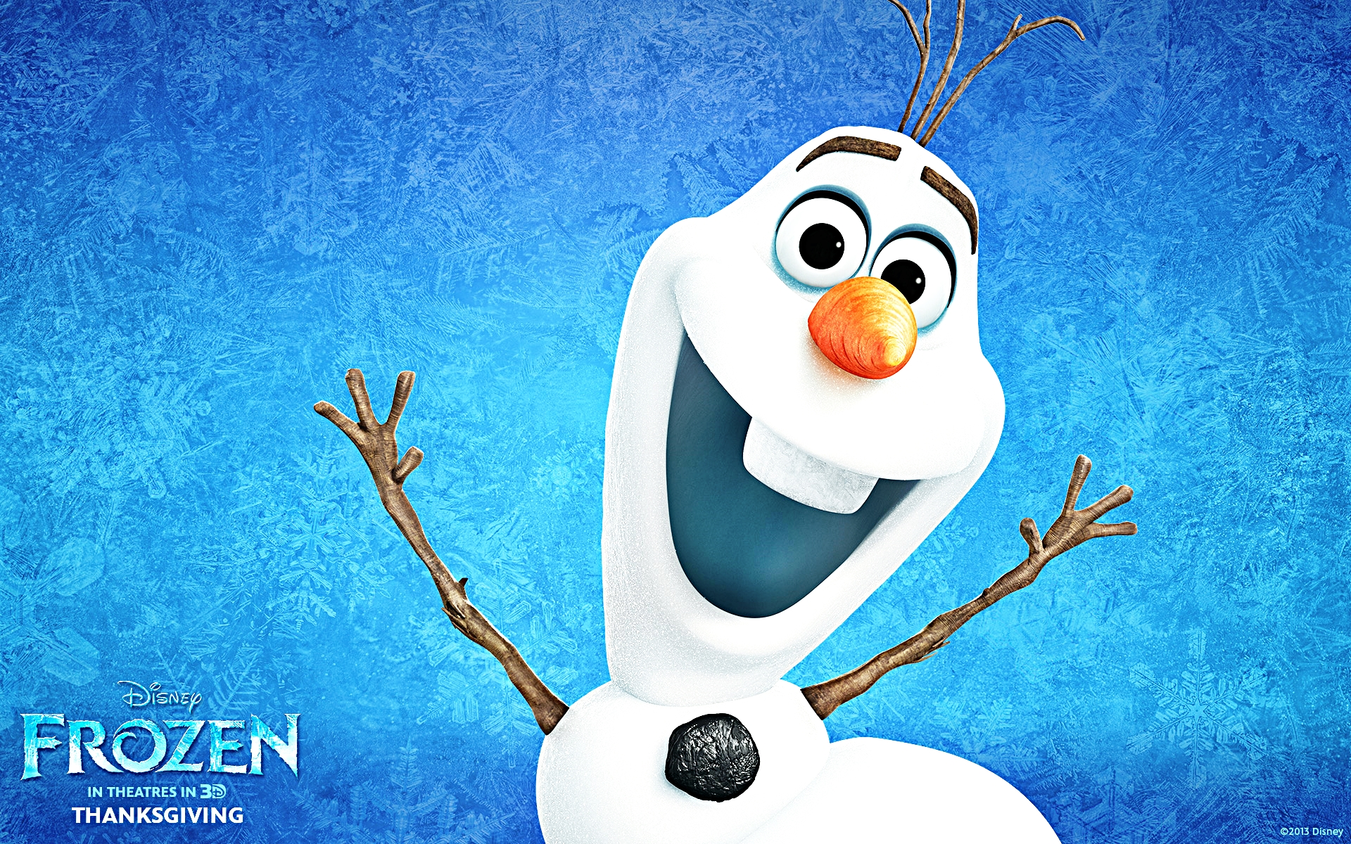 Walt disney wallpaper - Olaf