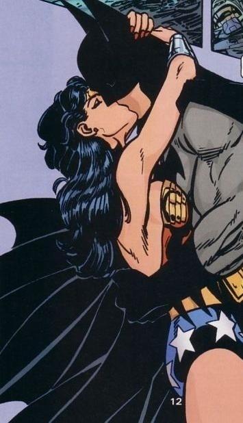 Wonder Woman & बैटमैन