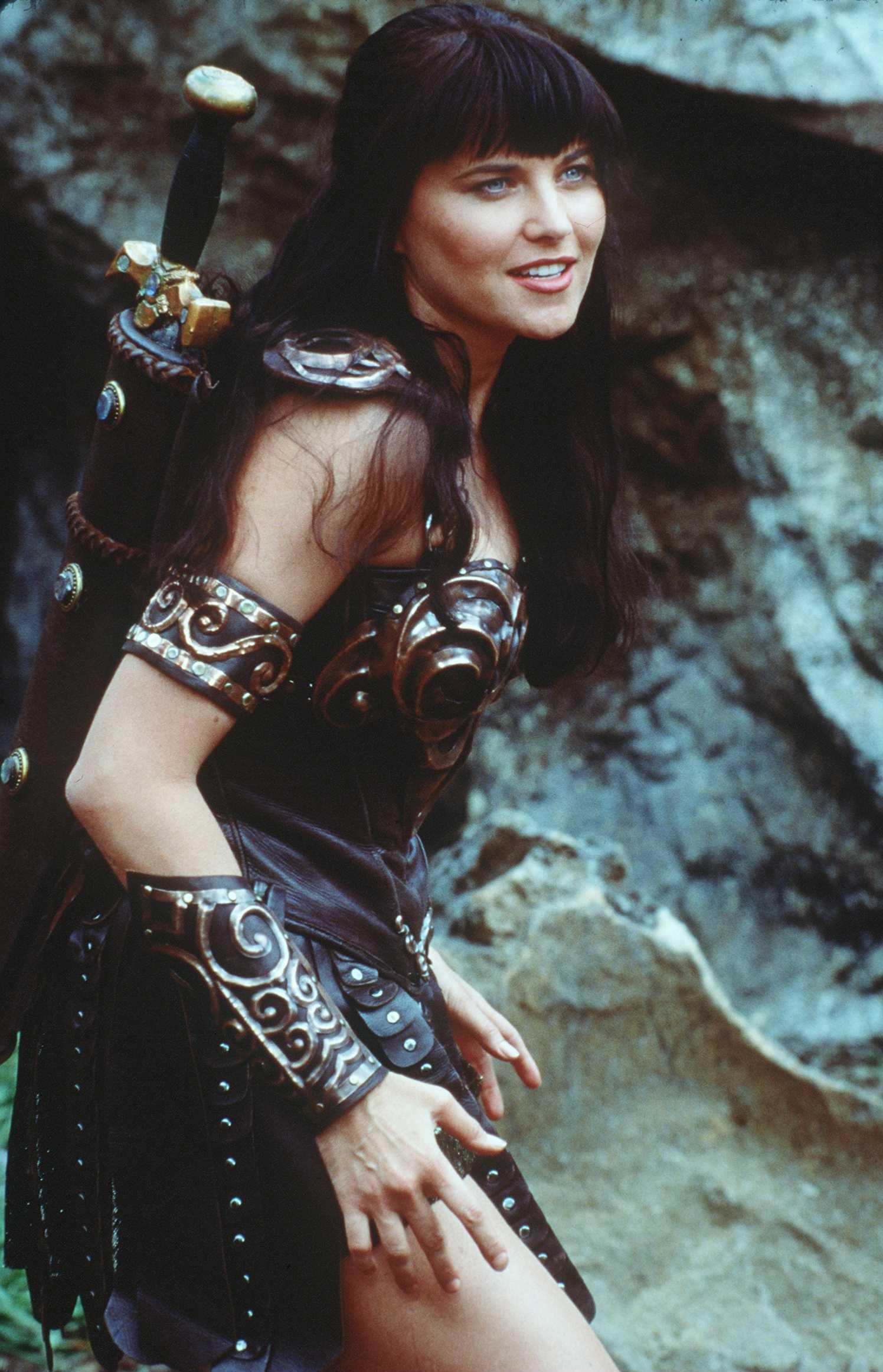 Warrior princess nackt erotic pictures