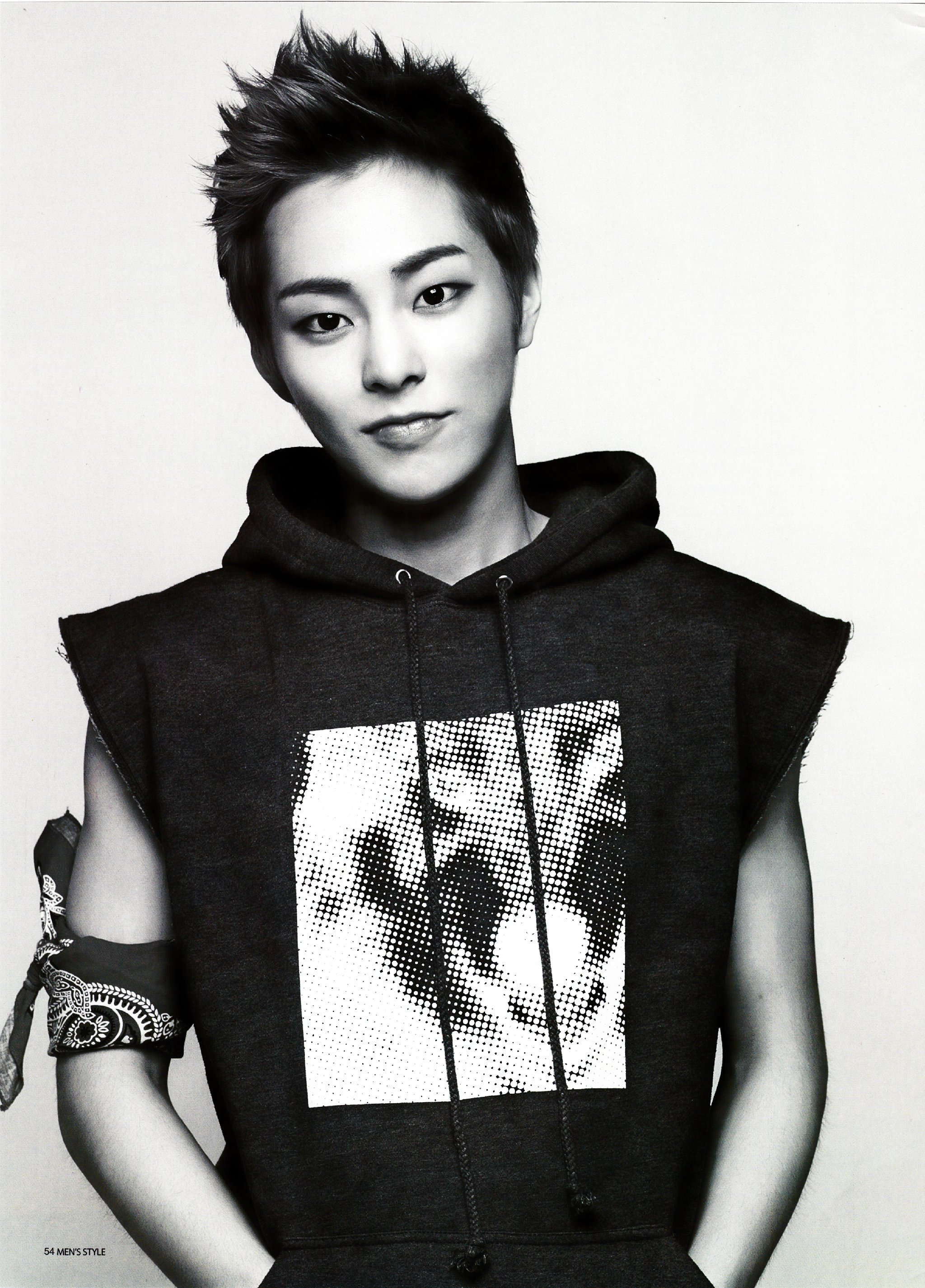 EXO-M images Xiumin HD wallpaper and background photos  35949479
