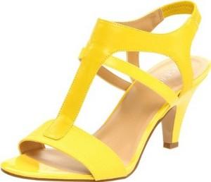 Yellow High-Heels