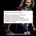 Yes, Thor is pretty  - the-avengers photo