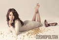 Yoo In Na for Cosmopolitan Magazine May Issue